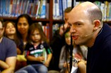 Paul Scheer reads to kids