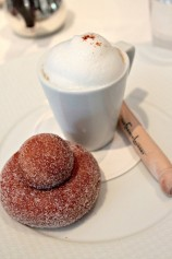 The French Laundry - Coffee and Doughnuts